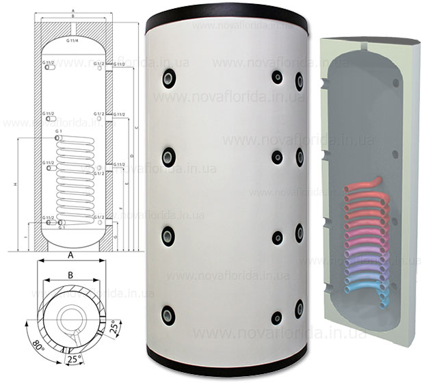 Теплообменник это емкость Кожухотрубный теплообменник Alfa Laval Cetecoil 1450-H Электросталь