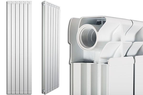 Алюминиевые радиаторы Nova Florida MAIOR S/90